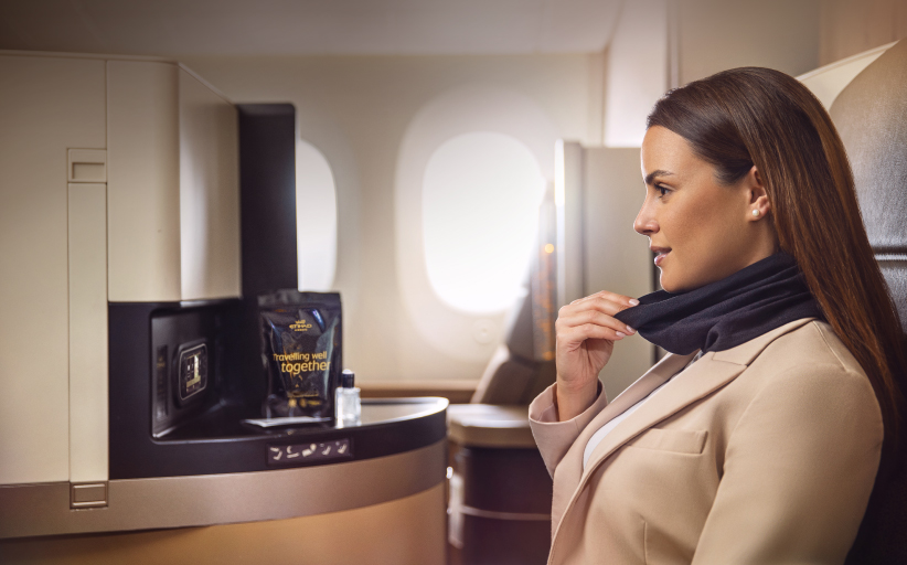 Etihad - Travel with confidence